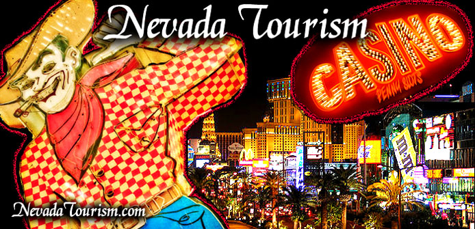 Nevada Tourism – Tourist Attractions Map In Nevada