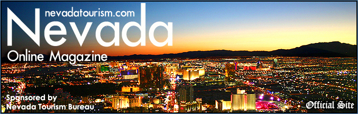 Nevada Tourism – Nevada Tourist Attractions Map